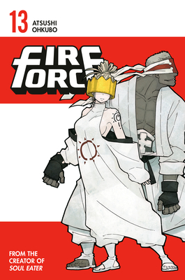 Fire Force 13 Cover Image