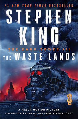 Waste Lands (Dark Tower #3) Cover Image