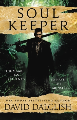 Soulkeeper (The Keepers #1) Cover Image