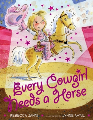 Every Cowgirl Needs a Horse Cover