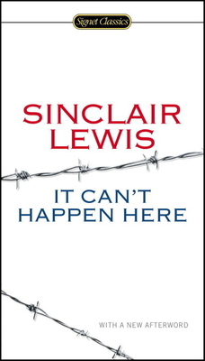 It Can't Happen Here/Sinclair Lewis