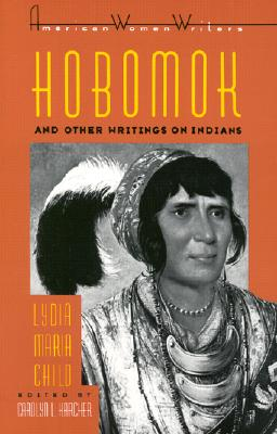 Hobomok and Other Writings on Indians Cover Image