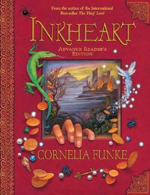 Inkheart (Inkheart Trilogy) Cover Image