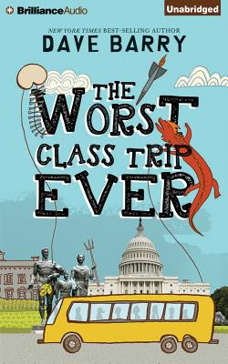 Cover for The Worst Class Trip Ever