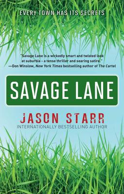 Savage Lane Cover Image