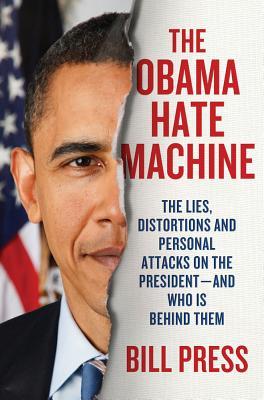 The Obama Hate Machine Cover
