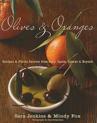 Olives & Oranges Cover