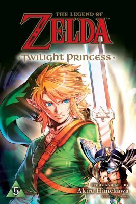 The Legend of Zelda: Twilight Princess, Vol. 5 (The Legend of Zelda: Twilight Princess  #5) Cover Image
