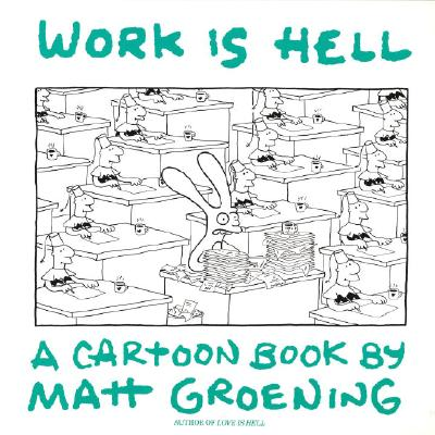 Work Is Hell Cover