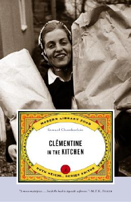 Clementine in the Kitchen Cover