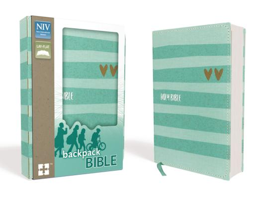 NIV Backpack Bible, Compact, Imitation Leather Cover Image