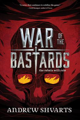 War of the Bastards (Royal Bastards #3) Cover Image