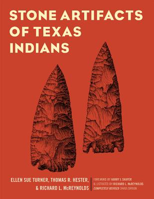 Stone Artifacts of Texas Indians Cover Image