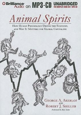 Cover for Animal Spirits