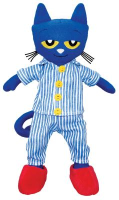 Pete the Cat Bedtime Blues Dol Cover Image