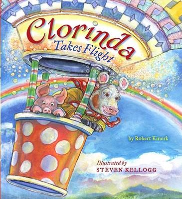 Clorinda Takes Flight Cover