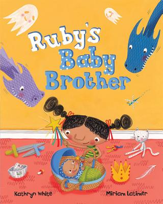 Ruby's Baby Brother Cover