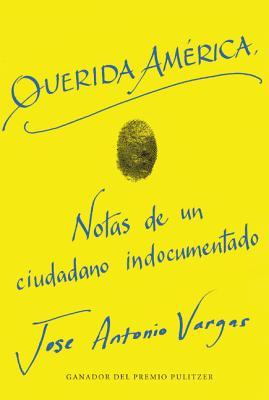 Dear America \ Querida América (Spanish edition) Cover Image