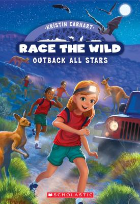 Outback All-Stars (Race the Wild #5) Cover Image