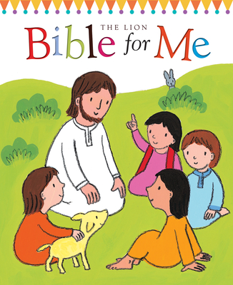 The Lion Bible for Me Cover
