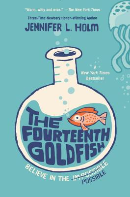 The Fourteenth Goldfish Cover