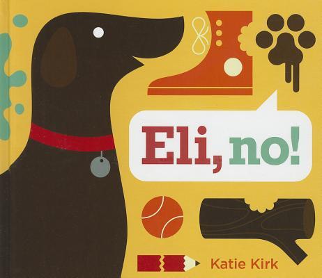 Eli, No! Cover