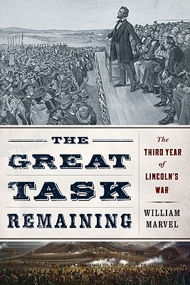 Cover for The Great Task Remaining