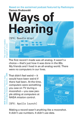 Ways of Hearing Cover Image