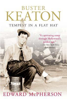 Buster Keaton: Tempest In A Flat Hat Cover Image