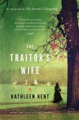 The Traitor's Wife: A Novel Cover Image
