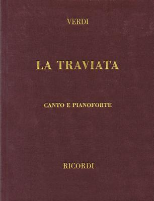 La Traviata: Vocal Score Cover Image