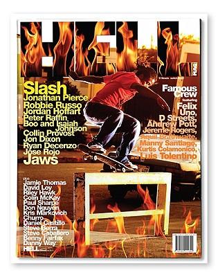 Skatebook5: The Hellmag Takeover Volume Cover Image