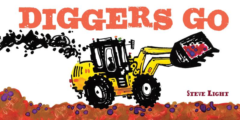 Diggers Go Cover Image
