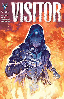 Cover for The Visitor