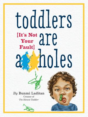 Toddlers Are A**holes: It's Not Your Fault Cover Image