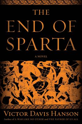 The End of Sparta Cover