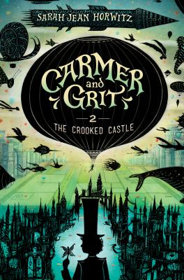 Cover for Carmer and Grit, Book Two