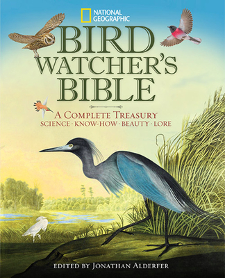 Bird-Watcher's Bible Cover