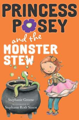 The Princess Posey and the Monster Stew Cover