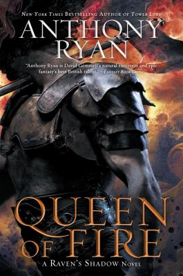 Cover for Queen of Fire