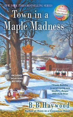Town in a Maple Madness Cover Image