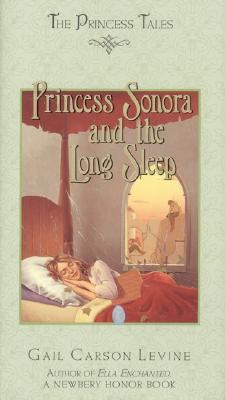 Princess Sonora and the Long Sleep Cover Image