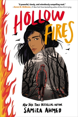 Cover for Hollow Fires