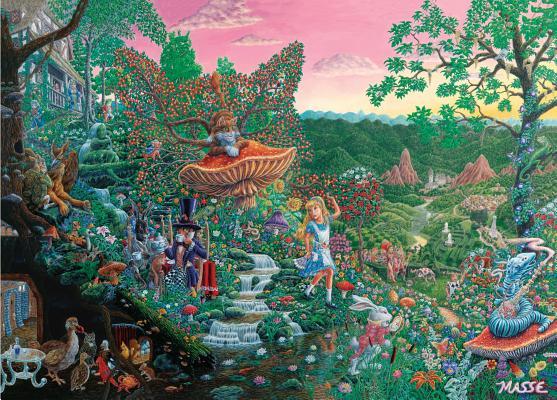 Puzzle Wonderland Cover Image