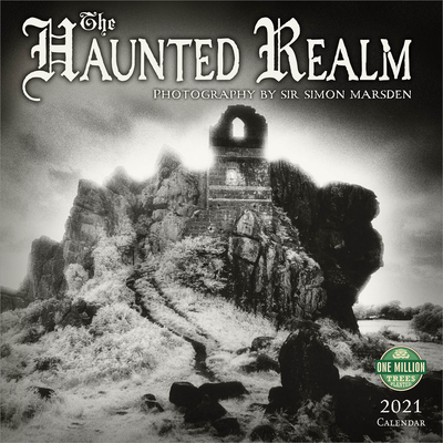 Haunted Realm 2021 Wall Calendar Cover Image