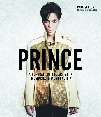 Prince: A Portrait of the Artist Cover Image