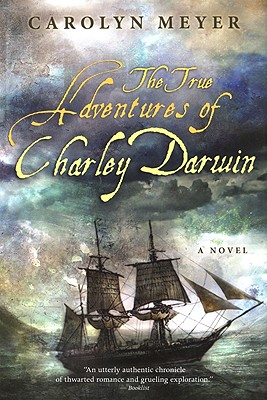 The True Adventures of Charley Darwin Cover Image