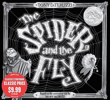 Cover for The Spider and the Fly
