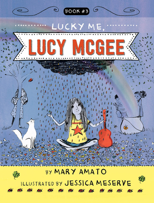 Lucky Me, Lucy McGee Cover Image