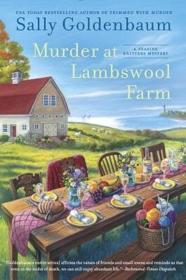 Murder at Lambswool Farm (Seaside Knitters Mystery #11) Cover Image